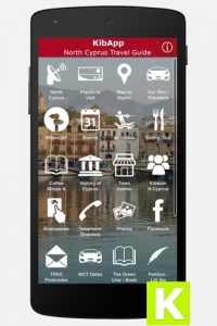 KibApp North Cyprus Travel Guide